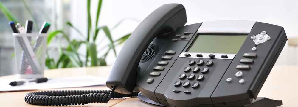 δικτυακή τηλεφωνία