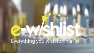 Portfolio - E-wishlist