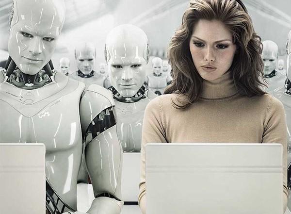 Blog: Η εποχή των ρόμπο-σάπιενς έρχεται